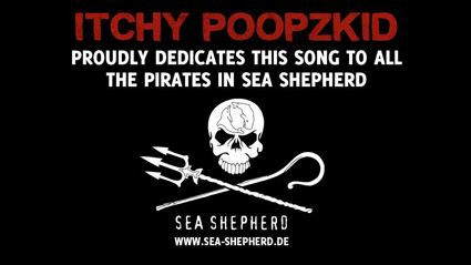 ITCHY POOPZKID feat. Sea Shepherd