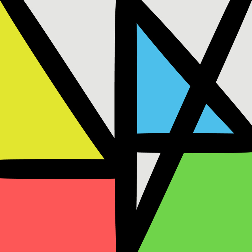 New order music complete cover